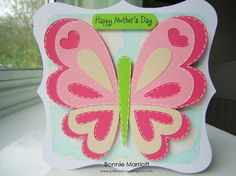Butterfly #Cricut once upon a princess cartridge (no link)