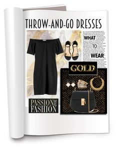 """Throw & Go"" by cathyvillalobos ❤ liked on Polyvore featuring Chloé, Marni, Miss Selfridge, Sequin, polyvorecontest, throwandgodress, gotodress and easydresses"