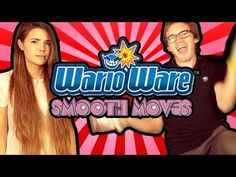 Pewdiepie & Cutiepie plays Wario Ware Smooth Moves Part.2