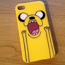 Adventure Time iphone case (if I get an iphone)