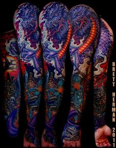 #tattoo #sleeve