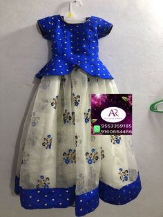 Baby Lehenga, Kids Lehenga Choli, Frocks For Girls, Dresses Kids Girl, Kids Outfits, Kids Dress Wear, Kids Gown, Kids Wear, Kids Indian Wear