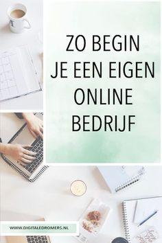 Wil je een online bedrijf beginnen? Hier vind je een handig stappenplan om een succesvol online bedrijf te starten.