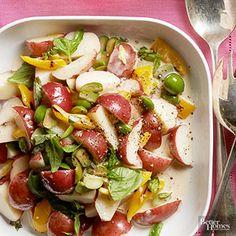 ... on Pinterest | Honey dressing, Squash noodles and Summer fruit salads