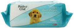 8in1 Perfect Coat Bath Wipes Tub ^^ For more information, visit now : Dog Grooming
