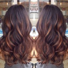 Something different I want to try with my hair. Love this color
