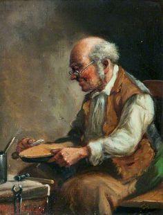 The Cobbler (Alexander Austen)