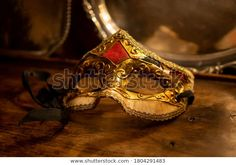 Beautiful Traditional Mask Venice Gold Red Stock Photo (Edit Now) 1804291483 Image Now, Red Gold, Venice, Photo Editing, Royalty Free Stock Photos, Traditional, Beautiful, Editing Photos, Venice Italy