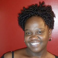 Crochet Hair Spirals : ... Braids by TWIST on Pinterest Crochet braids, Twists and Spiral curls