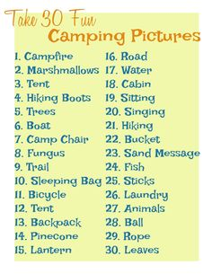 Maybe a fun idea for your family, capture some memories, establish activities, and keep everyone involved.