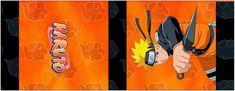 Naruto: Etiquetas para Candy Bar para Imprimir Gratis. Naruto Birthday, 10th Birthday, Naruto Party Ideas, Naruto Free, Table Labels, Oh My Fiesta, Candy Bar Labels, Candy Table, Superhero Party