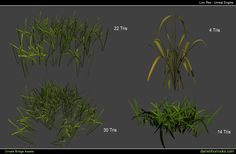 in game foliage - Google Search