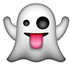 15 Super Useful Ways We Can Use The Ghost Emoji Like Cher