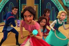 Which 'Elena of Avalor' Character Are You? - It's time to find out what you're…