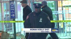 Police are looking for the person responsible for shooting and killing a woman in West Farms Friday evening. The shooting occurred on Boston Road.