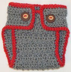 OSU Diaper Cover, Diaper Cover, Ohio State Diaper Cover, Buckeye Buttons, Buckeyes, Ohio State Baby, Baby OSU,. $18.00, via Etsy.