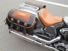 Leather Tool Bag for Indian Scout - Bing images