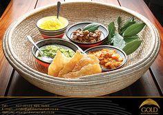 GOLD Restaurant - Opulent African Cuisine