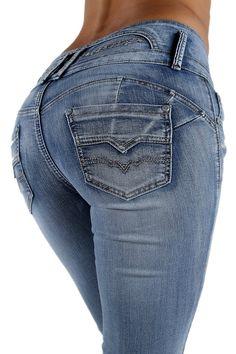 VZBN Jeans Women's High Rise Colombian Stretch Denim Butt Lift Skinny Jeans http://www.amazon.com/exec/obidos/ASIN/B00EPMB8KK/hpb2-20/ASIN/B00EPMB8KK