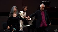 Wolfgang Amadeus Mozart: Andante and Variations in G major for piano four-hands – Martha Argerich, Stephen Kovacevich (HD 1080p) • http://facesofclassicalmusic.blogspot.gr/2016/07/wolfgang-amadeus-mozart-andante-and.html