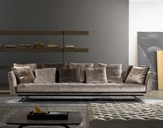 Casadesus Marlow Seating SystemModern Furniture Vancouver