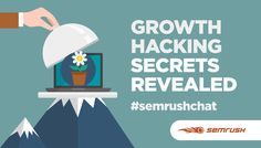 To reveal growth hacking secrets and debunk some myths about the topic, we invited Vincent Dignan to our SEMrush Chat. Vincent is an award-winning public speaker who specializes in growth hacking, internet marketing, and personal branding.