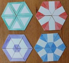 planning shibori patterns