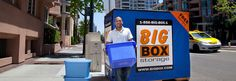 Affordable convenience! Offering portable self-storage services  throughout San Diego County, California.  For more details visit here : http://www.bigbox.com/