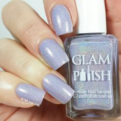 Glam Polish/Florals? For Spring. Groundbreaking.