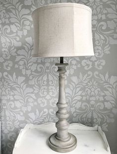 Farmhouse Table Lamp, Set of 2