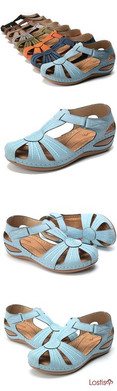 Wanna try shoes like walking on clouds?New Sandals—Superb Light & Comfy