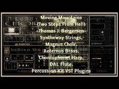 Moving Mountains (Thomas J. Bergersen) Syntheway Strings, Magnus Choir, Aeternus Brass, DAL Flute, Chordophonet Virtual Harp, Percussion Kit VST Plugins. #MovingMountains #TwoStepsFromHell #ThomasJBergersen #Syntheway #Strings #MagnusChoir #Brass #Harp #Flute #VST #VSTi http://youtu.be/mjJtO8zFPIE