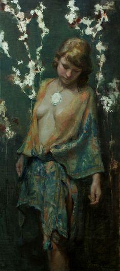 Johanna Harmon Figure PaintingNude