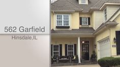 Dawn McKenna, @coldwellbanker, and HiRez Productions present 562 Garfield in Hinsdale, IL