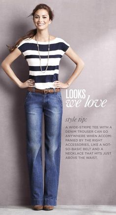 How To Style With Wide Leg Denim
