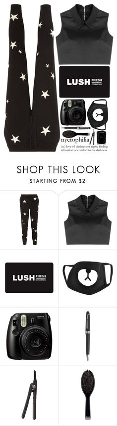 """""""I am tired of this place, I hope people change"""" by confidently-lost ❤ liked on Polyvore featuring Chinti and Parker, McQ by Alexander McQueen, Fujifilm, Montblanc, Royale, GHD and Tom Daxon"""