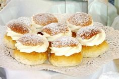 Semla - Swedish Mardi Gras buns