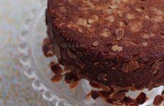 Gâteau crousti moelleux aux amandes