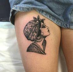 Ink Tattoo, Tattoo Bein, Piercing Tattoo, Body Art Tattoos, Sleeve Tattoos, Piercings, Tatoos, Gypsy Tattoo Sleeve, Pin Up Tattoos