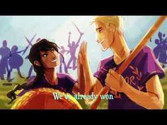 C'mon - Viria's tribute to Percy Jackson - YouTube