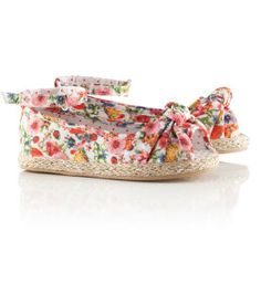 Espadrilles from H, only £5.99