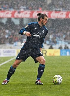 Gareth Bale. Real Madrid.