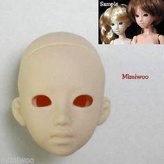 Ocean Blue Mimiwoo 1//6 BJD Doll Acrylic Eye 8mm HALF Round