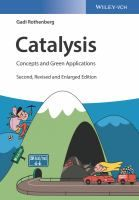 "Read ""Catalysis Concepts and Green Applications"" by Gadi Rothenberg available from Rakuten Kobo. After the great success now in its Edition: This textbook covers all aspects of catalysis, including computational m. Green Chemistry, Textbook, Mathematics, Physics, Audiobooks, This Book, Ebooks, Success, Concept"