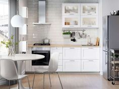 8 Real Life Looks at IKEA\'s METOD Kitchen Cabinets, SEKTION\'s ...