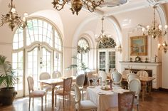 There's something rather hallowed about this centuries-old tradition. We give you the lowdown on our favourite high tea haunts in The Mother City. Elegant Dining Room, Cape Town South Africa, House Built, Reception Rooms, High Tea, French Country, The Good Place, My House, Beautiful Places