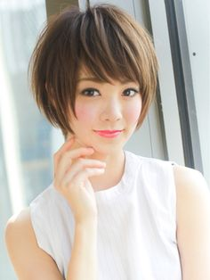 Hairstyles Archives - This Way Come Medium Short Hair, Girl Short Hair, Short Hair Cuts, Medium Hair Styles, Short Hair Styles, Cute Hairstyles For Short Hair, Pretty Hairstyles, Japanese Short Hair, Beautiful Long Hair