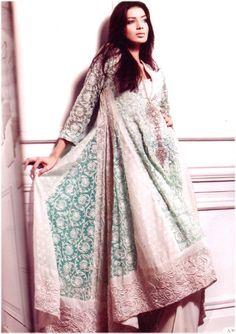 The Hottest Pakistani Fashion Dresses 2012 Pakistani Dresses Shalwar Kameez, Pakistani Outfits, Indian Outfits, Salwar Kameez, Pakistani Clothing, India Fashion, Suit Fashion, Asian Fashion, Fashion Dresses