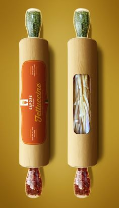 Sapore di Nonna - Special Pasta Packaging (Concept) More