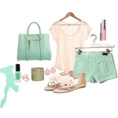 Spring Flirt, created by alvin-n-kristy-theis on Polyvore